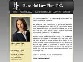 Buscarini Law Firm, P.C.