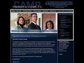 Thomas A. Camp, P.C.