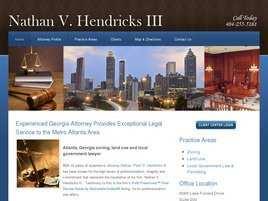 Nathan V. Hendricks III