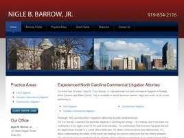 Nigle B. Barrow, Jr.