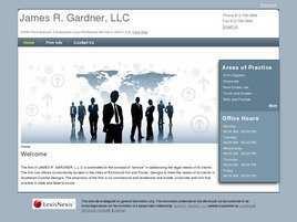 James R. Gardner, LLC