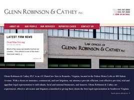Glenn Robinson and Cathey PLC