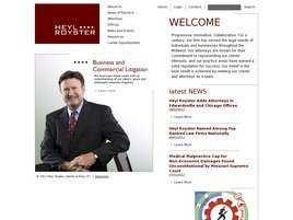 Heyl, Royster, Voelker and Allen Professional Corporation