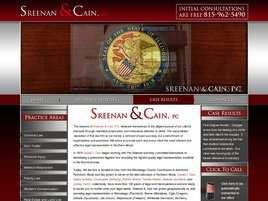 Sreenan and Cain, P.C.