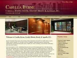 Carella, Byrne, Cecchi, Olstein Brody and Agnello, P.C.