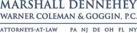 Marshall Dennehey Warner Coleman and Goggin, P.C.