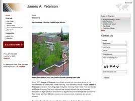 James A. Peterson