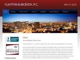 Clayton and McEvoy, P.C.
