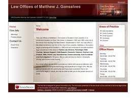 Law Offices of Matthew J. Gonsalves