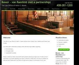 Bower - von Raesfeld (not a partnership)