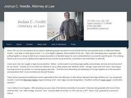 Joshua C. Needle