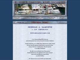 Nicholas L. Saakvitne A Law Corporation