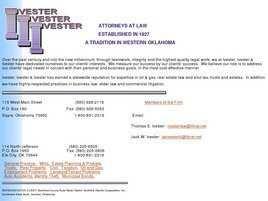 Ivester, Ivester and Ivester