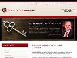 Buck C. Gibson, P.A.