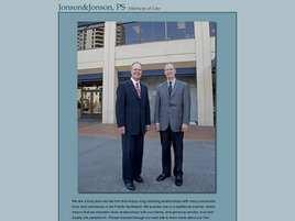 Jonson and Jonson P.S.