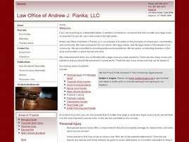 Law Office of Andrew J. Pianka, LLC