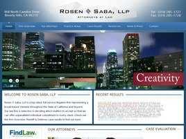 Rosen Saba, LLP