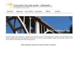 Collins, Collins, Muir + Stewart LLP