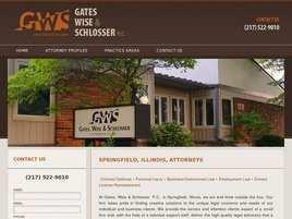 Gates, Wise and Schlosser, P.C.
