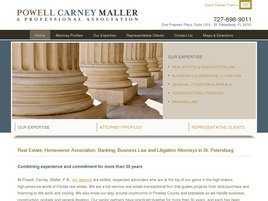 Powell, Carney, Maller, P.A.