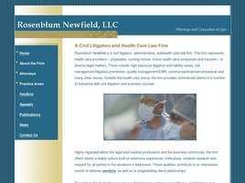 Rosenblum and Newfield LLC