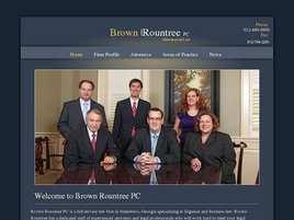 Brown Rountree PC