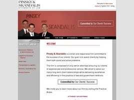 Pinsky and Skandalis