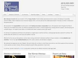 Barr, Murman and Tonelli, P.A.