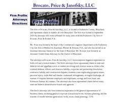 Brocato and Price, LLC