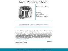 Birchmeier and Powell LLC