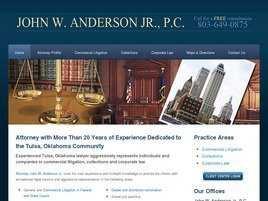 John W. Anderson Jr., P.C.