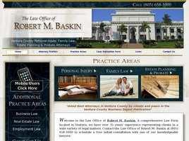 Law Office of Robert M. Baskin