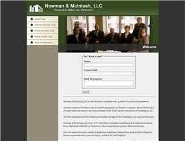 Newman and McIntosh, LLC