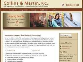 Collins and Martin P.C.