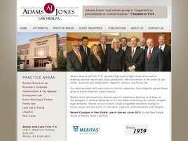 Adams Jones Law Firm, P.A.