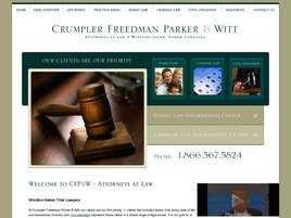 Crumpler, Freedman, Parker and Witt