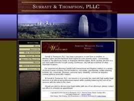 Surratt and Thompson, PLLC