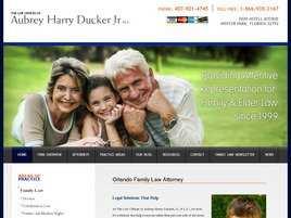 The Law Offices of Aubrey Harry Ducker Jr., P.L.C.