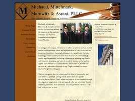 Michaud, Mittelmark, Marowitz, and Asrani, PLLC