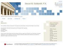 Steven M. Goldsmith, P.A.
