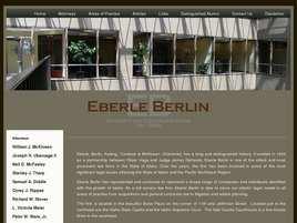 Eberle, Berlin, Kading, Turnbow and McKlveen Chartered