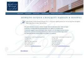 Hopkins Roden Crockett Hansen and Hoopes, PLLC