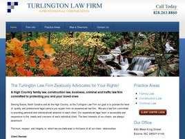 Turlington Law Firm A Professional Corporation