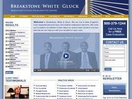 Breakstone, White and Gluck, P.C.
