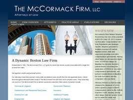 The McCormack Firm, LLC