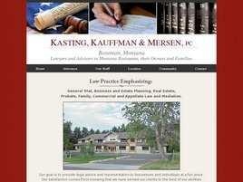 Kasting, Kauffman and Mersen, P.C.