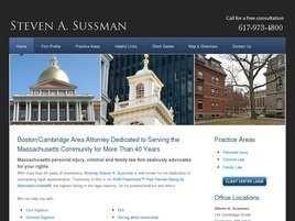 Steven A. Sussman