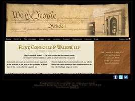 Flint, Connolly and Walker, LLP