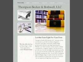 Thompson Becker and Bothwell, L.L.C.