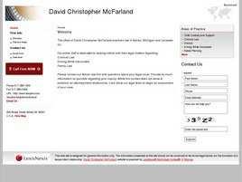 David Christopher McFarland